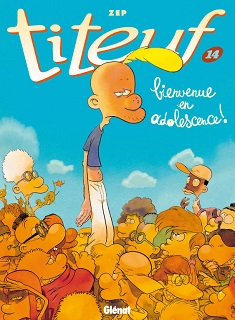 Titeuf T14 (Zep, Laurence et Bruno Chevrier) – Glénat – 9,99€