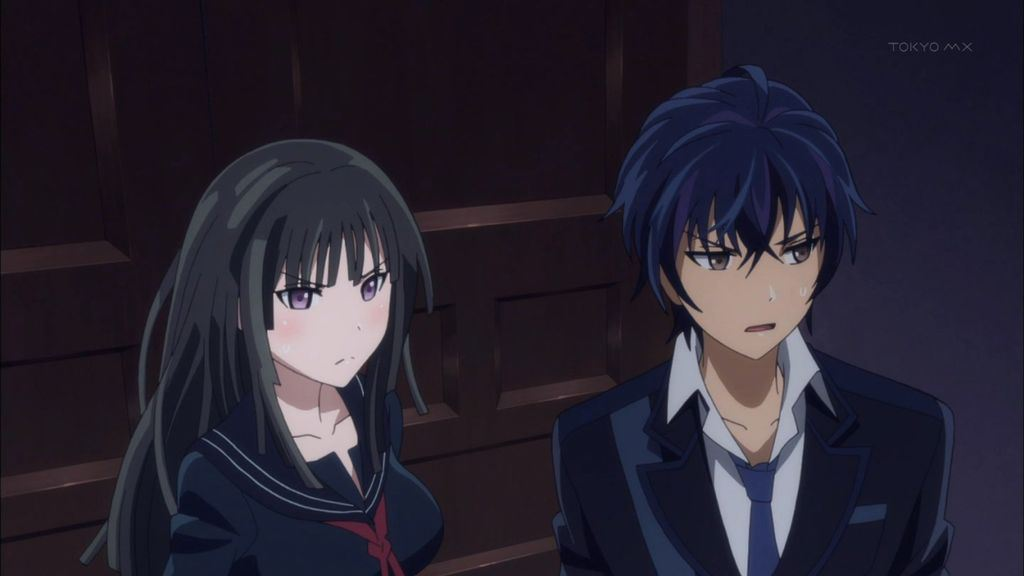 black-bullet-rentaro-and-kisara