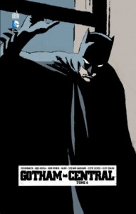 Gotham Central T4 (Collectif) – Urban Comics – 22,50 €