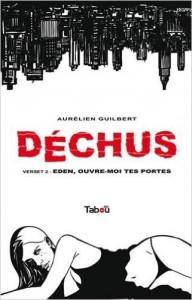 Déchus T2 (Guilbert) – Tabou – 8€99