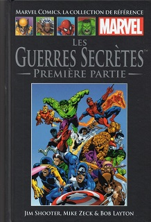 Les Guerres Secrètes 1