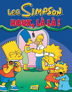 Les Simpsons Houx, là là !