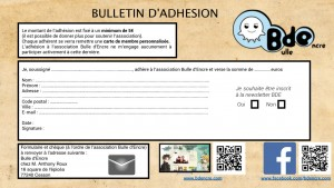Bulletin BDE