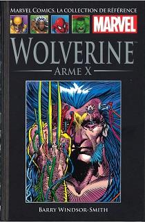 Wolverine Arme X