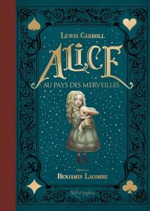 Alice au pays des Merveilles (Carroll, Lacombe) – Soleil – 29,95€