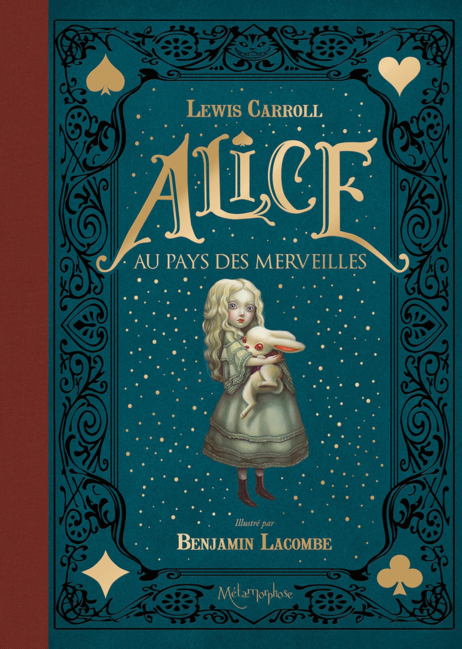 Alice au pays des Merveilles (Carroll, Lacombe) – Soleil