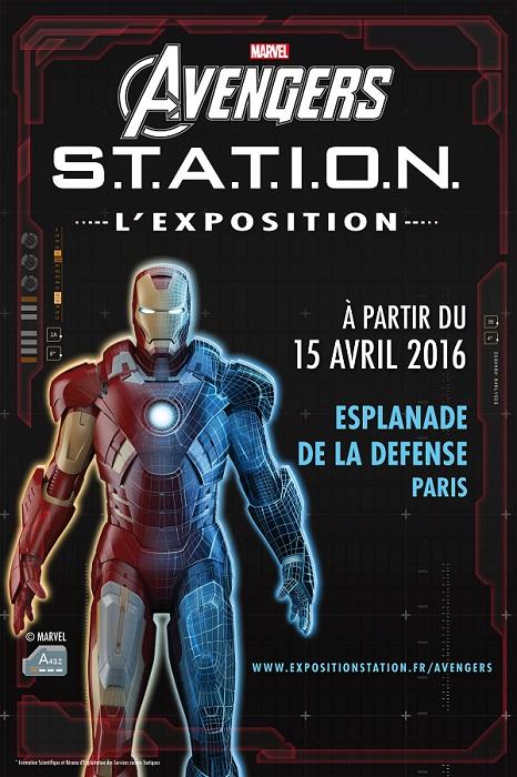 « Marvel Avengers : S.T.A.T.I.O.N. » : quelques photos en attendant l'édition française
