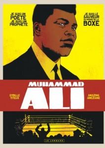 Muhammad Ali (Titeux, Ameziane) – Le Lombard  – 19,99€