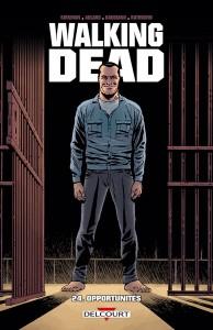 Walking Dead T24 (Kirkman, Adlard, Gaudiano, Rathburn) – Delcourt – 14,95€