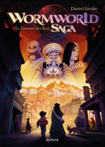 Wormworld Saga T3 (Lieske) – Dupuis – 14,50€