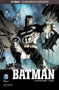 DC Comics – Le meilleur des Super-héros T7 – Batman – La cour des hiboux 1ère partie (Snyder, Capullo) – Eaglemoss – 12,99€