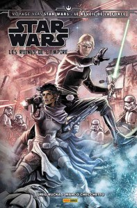star wars reveil force panini comics