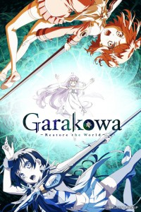 Garakowa: Restore the World (Studio: A1 pictures)