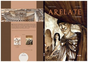 Arelate - couverture Tome 5