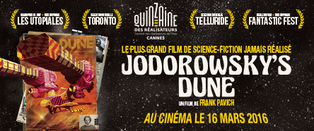 Jodorowsky's Dune : au cinéma le 16 mars