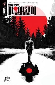 Bloodshot reborn T1 (Lemire, Suayan) – Bliss Comics – 10€