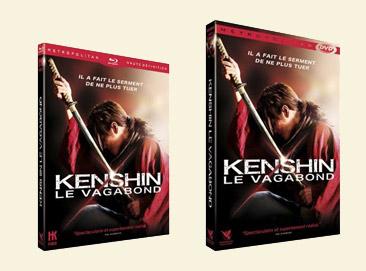 Concours Kenshin le Vagabond