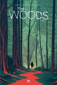 The woods (Tyrion IV, Dialynas) – Ankama – 18,90€