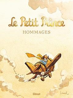 Le Petit Prince – Hommage (Collectif) – Glénat – 14,50€