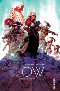 Low T2 (Remender, Tocchini) – Urban Comics – 14€