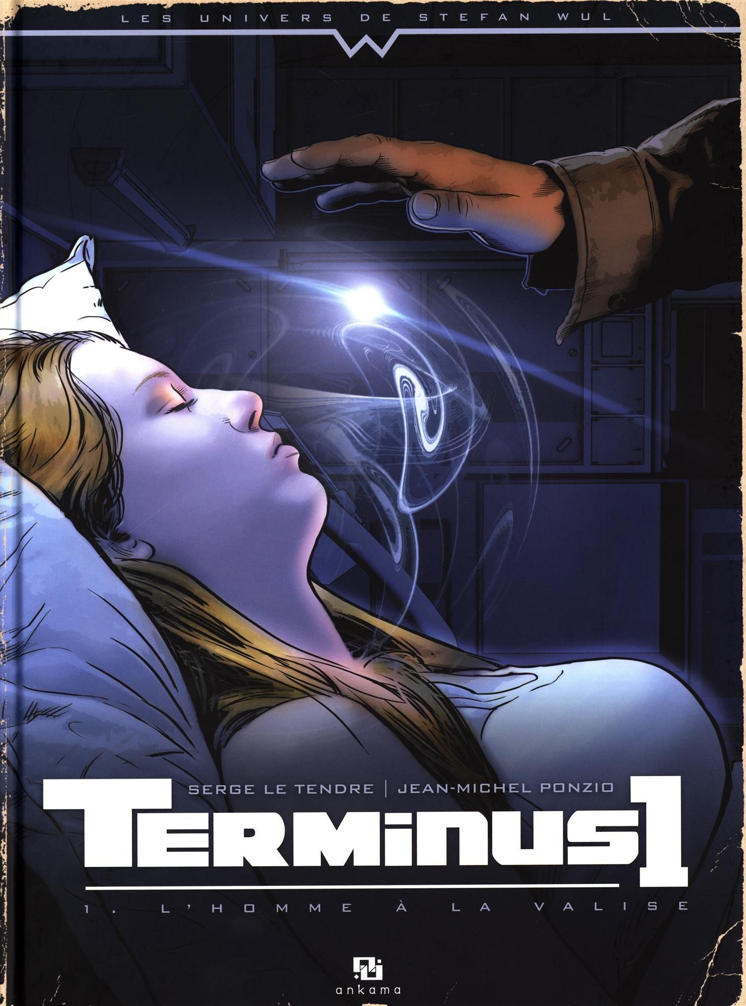 Terminus1 t1 le tendre ponzio ankama 13 90 bulle for Le buro bulle