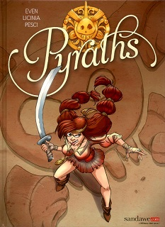 Pyraths T1 (Even, Licinia, Pesci) – Sandawe – 10,90€