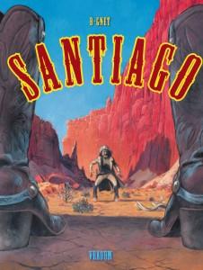 Santiago (B-Gnet) – Vraoum – 15€