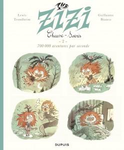 Zizi chauve-souris T2 (Trondheim, Bianco) – Dupuis – 14,50€