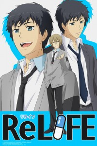 ReLife (Studio: TMS Entertainment)