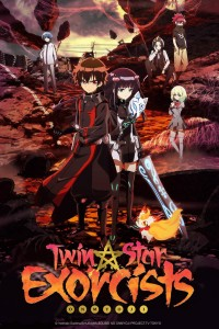 Twin Star Exorcists (Studio:Pierrot)