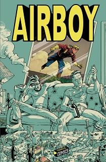 Airboy (Robinson, Hinkle) – Jungle Comics – 17€