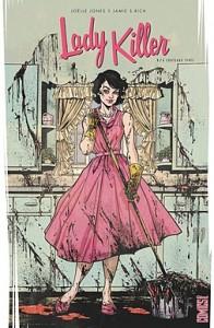 Lady Killer T1 (Jones, S. Rich, Allred) – Glénat – 15,95€