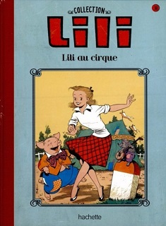 Collection Lili T31 (Hiéris, Al. G.) – Hachette – 8,50€
