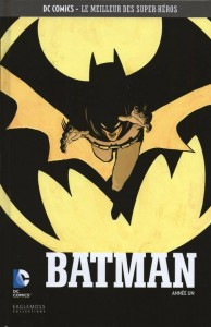 DC Comics – Le meilleur des Super-héros T14 – Batman – année un (Miller, Mazzucchelli) – Eaglemoss – 12,99€