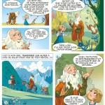 Leonard De Vinci et les chateaux de la Loire Page 9