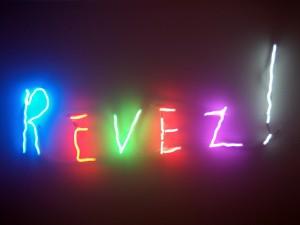 Revez  ! Claude Leveque