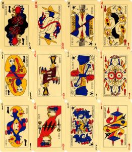 Jeu de Cartes des Surréalistes