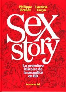 Sex Story (Brenot, Coryn) – Les Arènes – 24,90€