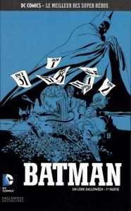 DC Comics – Le meilleur des Super-héros T16 – Batman – un long halloween 1ère partie (Loeb, Sale) – Eaglemoss – 12,99€