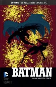 DC Comics – Le meilleur des Super-héros T17 – Batman – un long halloween 2ème partie (Loeb, Sale) – Eaglemoss – 12,99€