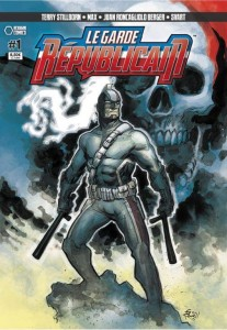 Le Garde Républicain T1 (Stillborn, Max, Berger, Svart) – Hexagon Comics – 8,50€
