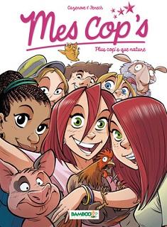 Mes Cop's T6 (Cazenove, Fenech, Camille) – Bamboo – 10,60€