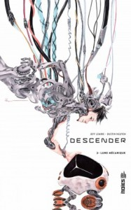 Descender T2 (Lemire, Nguyen) – Urban Comics – 14€