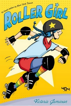 Roller Girl (Jamieson) – 404 Éditions – 9,95 €
