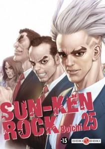 Sun-Ken Rock T25 (Boichi) – Doki Doki – 7,50€