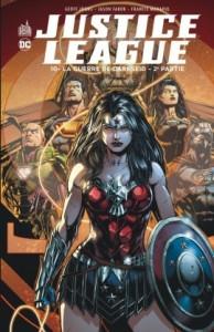 Justice League T10 (Johns, Fabok, Manapul) – Urban Comics – 17,50€