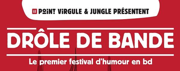 Rencontre avec Moïse Kissous, dirigeant des éditions Jungle, pour l'album Drôle de bande