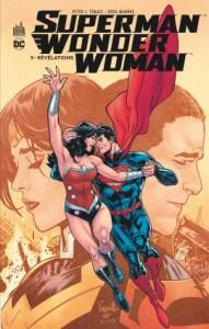 Superman/Wonder Woman T3 (Tomasi, Mahnke) – Urban Comics – 19€