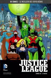 DC Comics – Le meilleur des Super-héros T19 – Justice League – année un 2ème partie (Waid, Augustyn, Kitson) – Eaglemoss – 12,99€