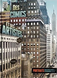 Des comics et des artistes (Irving, Kushner) – Glénat – 30€